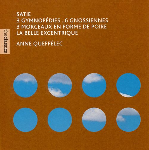 Satie: Works for solo piano & piano 4 hands