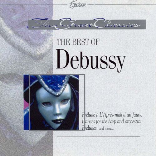 The Great Classics: The Best of Debussy