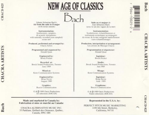 Chacra Artists - New Age Of Classics - Beethoven