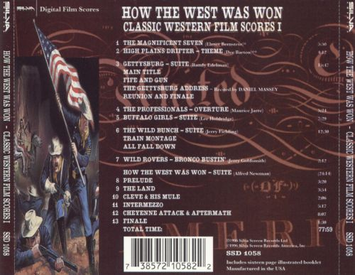 How the West Was Won: Classic Western Film Scores, Vol. 1