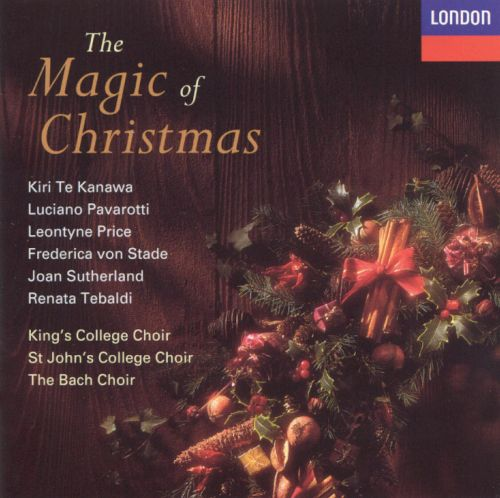 The Magic of Christmas [Special Music]