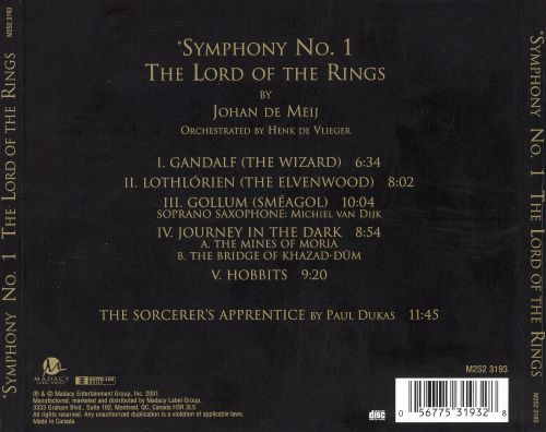lord of the rings symphony Fans of lord of the rings may want to catch the next concert with the harrisburg symphony orchestra, held on jan 6 and 7.