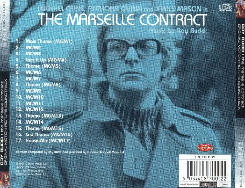 The Marseille Contract (Original Soundtrack Recording)