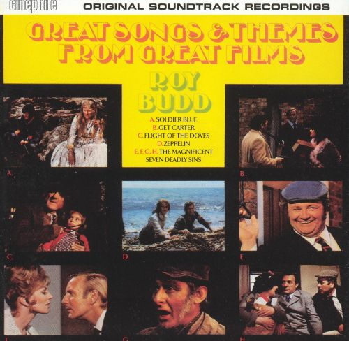 Roy Budd: Great Songs & Themes from Great Films (Original Soundtrack Recordings)