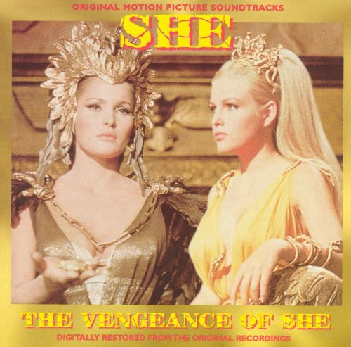 She; The Vengeance of She [Original Motion Picture Soundtrack]