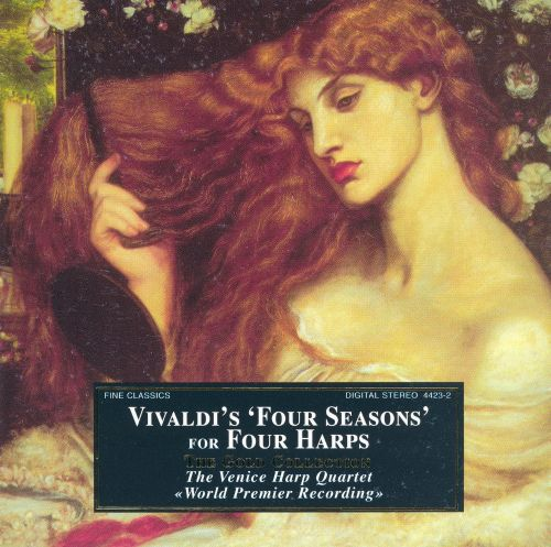 Vivaldi's Four Seasons for Four Harps