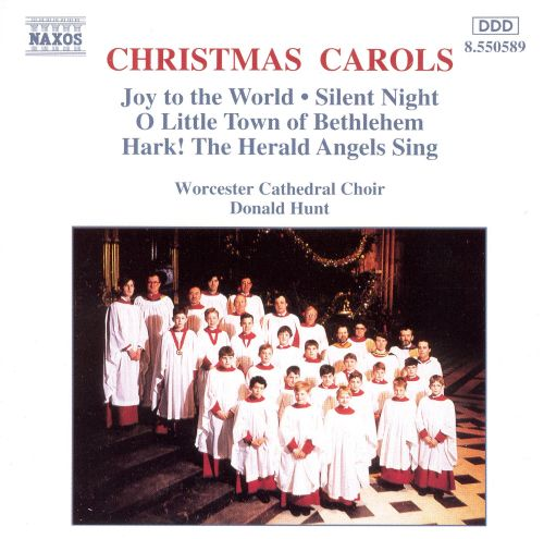Christmas Carols - Worcester Cathedral Choir