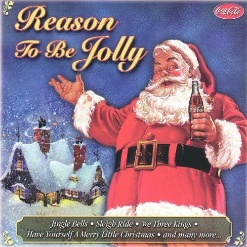 Celebrating with Coca Cola: Reason to Be Jolly