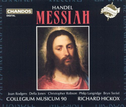 Handel: Messiah [Chandos]