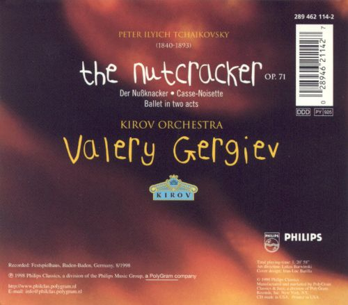 Torrent The Nutcracker Tchaikovsky Soundtrack