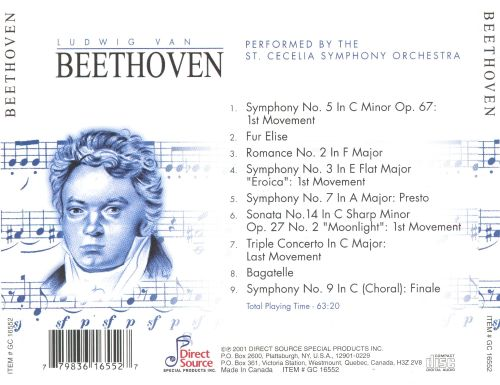 Greatest Classical Composers: Beethoven