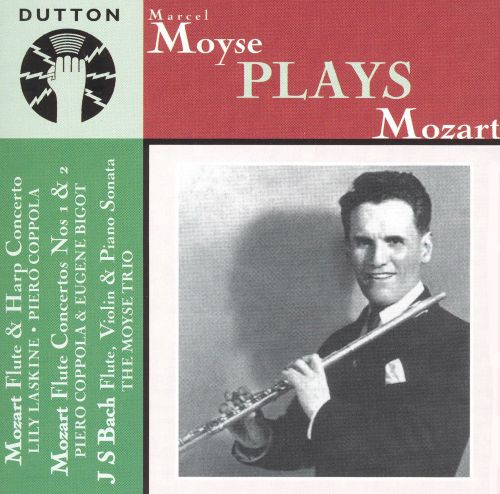 Marcel Moyse Plays Mozart