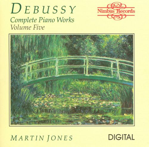 Roy Howat - Debussy: Piano Music Vol. 4
