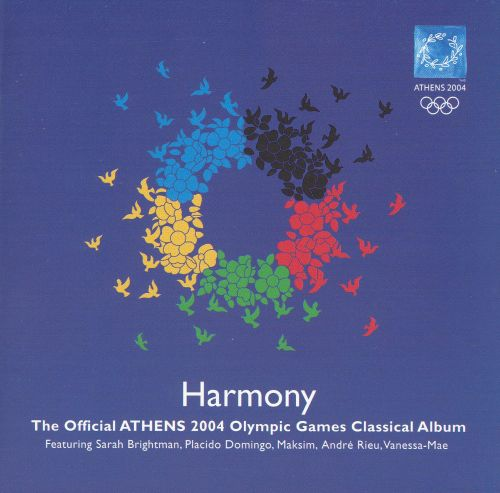 Harmony: The Official Athens 2004 Olympic Games Classical Album