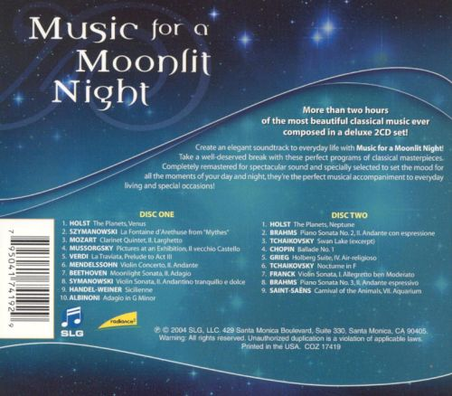 Music for a Moonlight Night