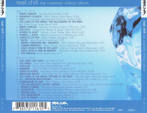 Reel Chill: The Cinematic Chillout Album