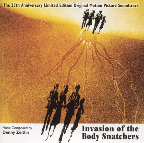Denny Zeitlin - Invasion Of The Body Snatchers