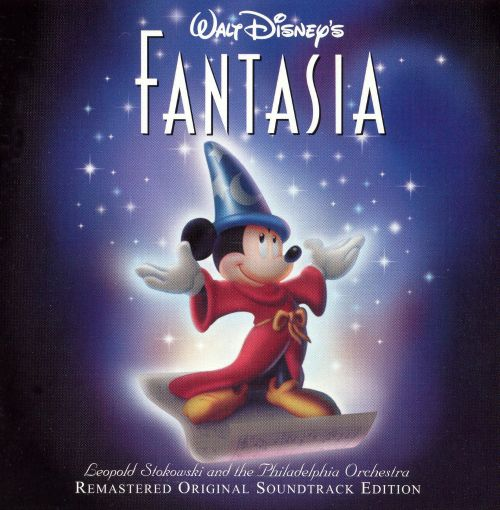 walt disneys fantasia Walt disney's fantasia (1940) and the imagineering of classical music i believe  that music can be an inspirational force in all our lives -that its elo- quence and.