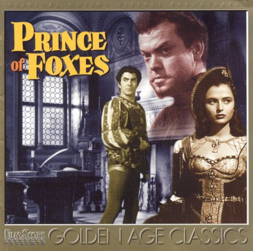 Prince of Foxes [Original Motion Picture Soundtrack]