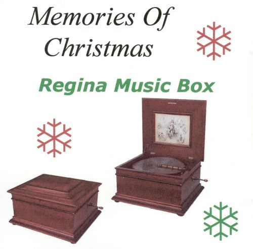 Memories of Christmas: Regina Music Box