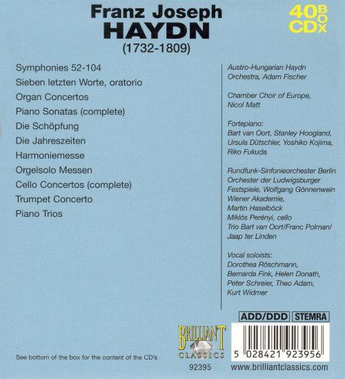 Haydn: The Masterworks