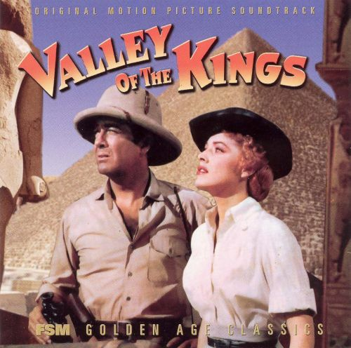 Valley of the Kings [Original Motion Picture Soundtrack]