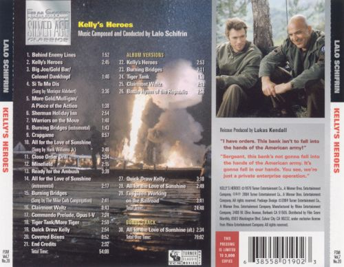 Kelly's Heroes [Original Motion Picture Soundtrack]