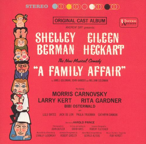 A Family Affair [Original Cast]