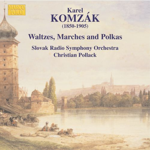 Karel Komzák: Waltzes, Marches & Polkas, Vol. 2