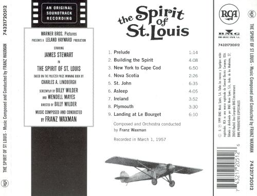 The Spirit of St. Louis [Original Soundtrack]