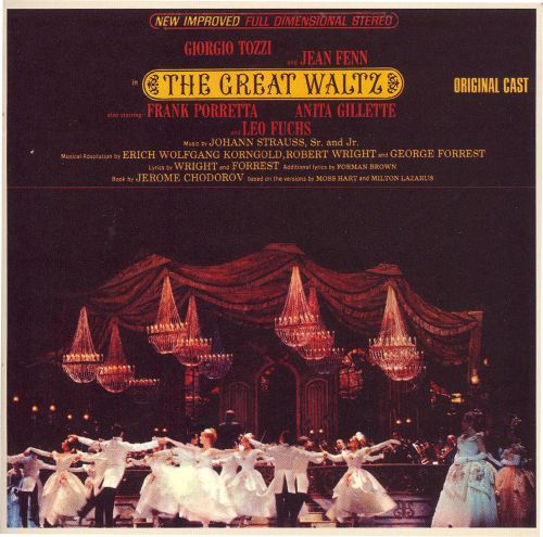 The Great Waltz [1965 Civic Light Opera Cast]