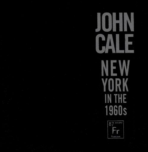 Cale: New York in the 1960's