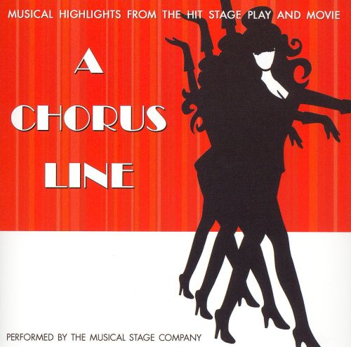 A Chorus Line: Musical Highlights from the Hit Movie and Stage Play