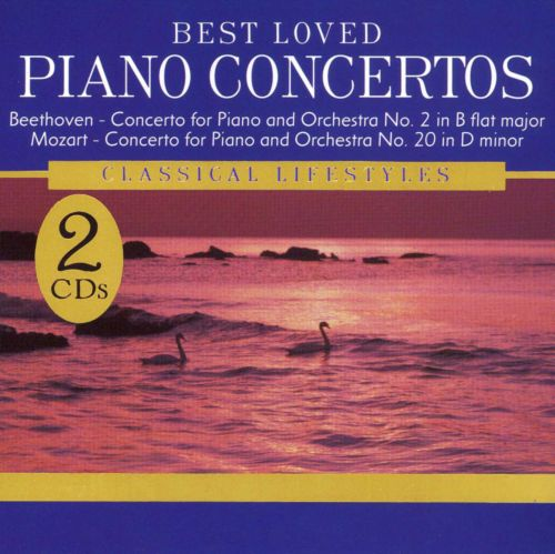 Best Loved Piano Concertos