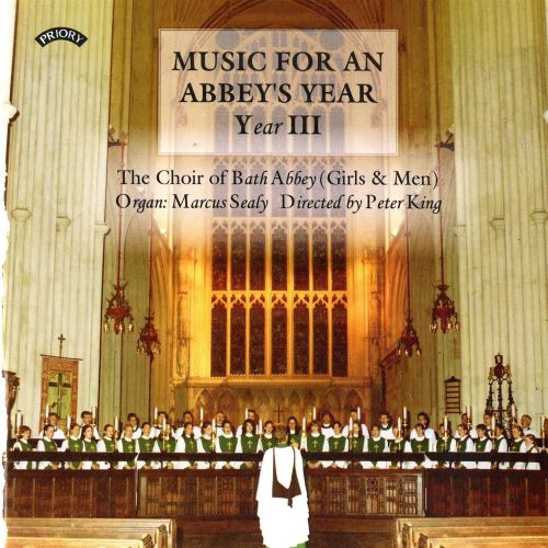 Music for an Abbey's Year, Year III
