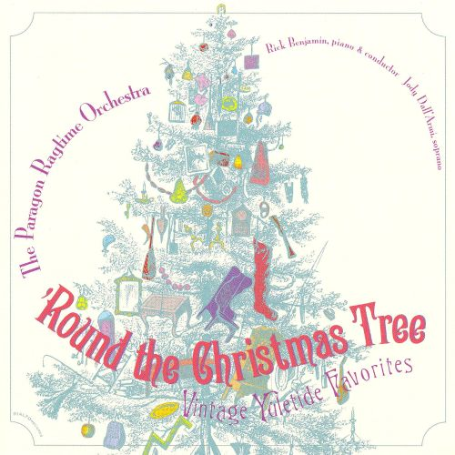 'Round the Christmas Tree: Vintage Yuletide Favorites