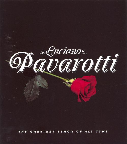 Luciano Pavarotti: The Greatest Tenor of All Time [Collector's Tin Bonus DVD]