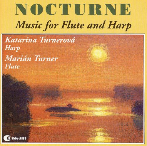 Nocturne: Music for Flute & Harp