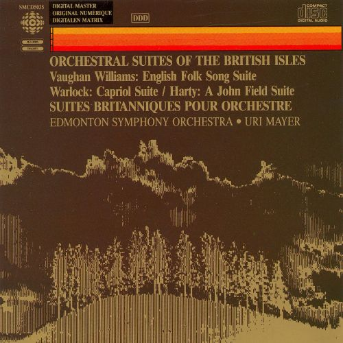 Orchestral Suites of the British Isles