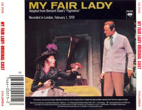 My Fair Lady [Original London Cast]