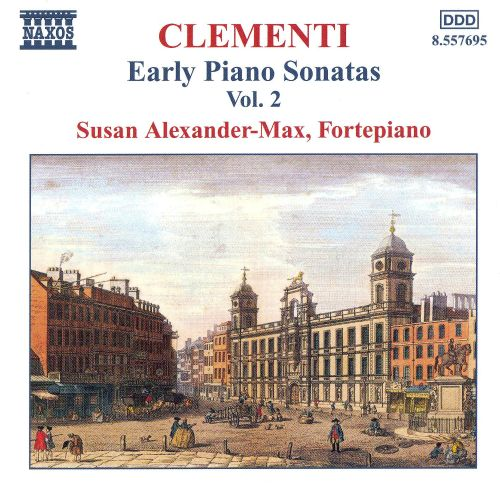 Clementi: Early Piano Sonatas, Vol. 2