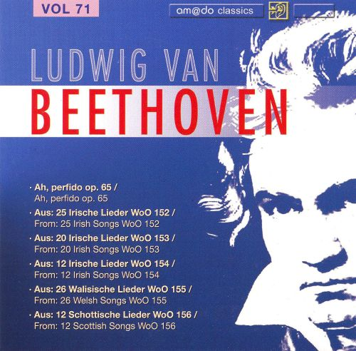 Beethoven: Complete Works, Vol. 71