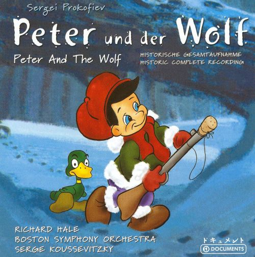 Prokofiev: Peter and the Wolf - Sergey Koussevitzky | Songs ...