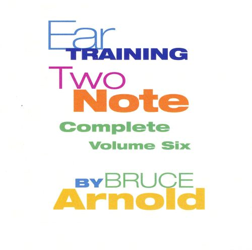Ear Training Two Note Complete, Vol. 6
