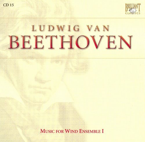 Beethoven: Music For Wind Ensemble 1