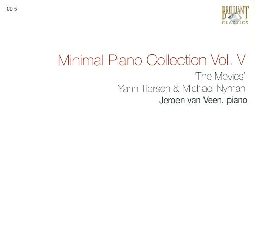 Minimal Piano Collection, Vol. V: The Movies