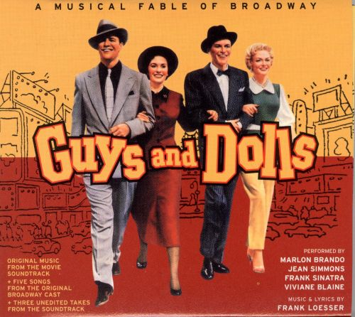 Guys and Dolls [Origin...