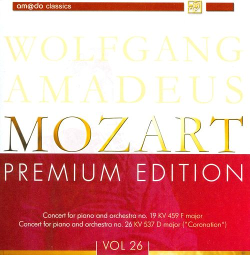 Mozart: Premium Edition, Vol. 26