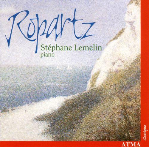 Stéphane Lemelin plays Ropartz