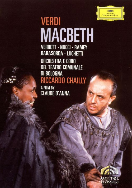 Verdi: Macbeth [DVD Video]